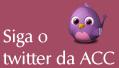 Siga o twitter da ACC